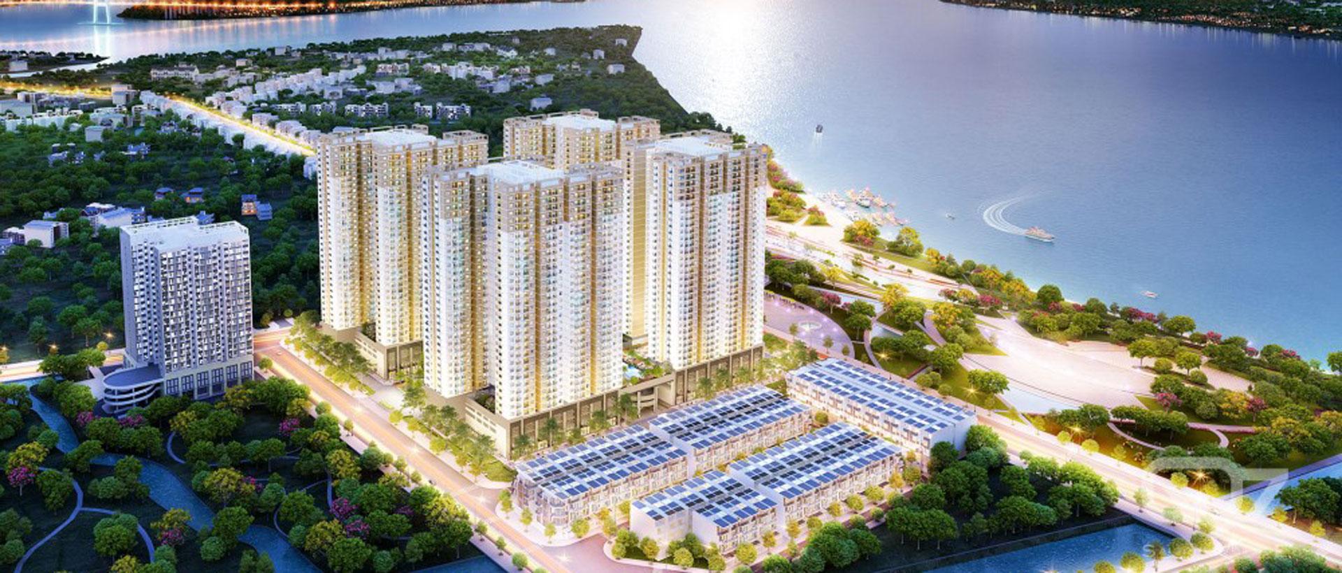 Căn Hộ Q7 Saigon Riverside Complex
