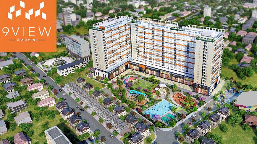 Căn hộ 9 View Apartment Quận 9