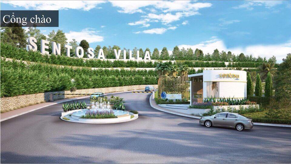 Dự án Sentosa Villa